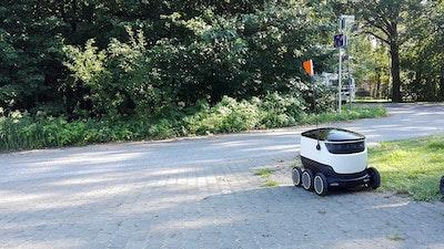机器人送货:2030年十亿美元市场?