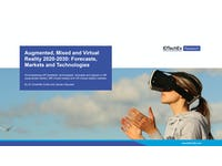 Augmented, Mixed and Virtual Reality 2020-2030
