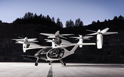 Toyota Invests $394M in Joby for Air Mobility
