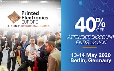 Printed Electronics: The Opportunities are Coming Thick and Fast