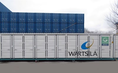 100MW Energy Storage Project in South East Asia to Boost Grid