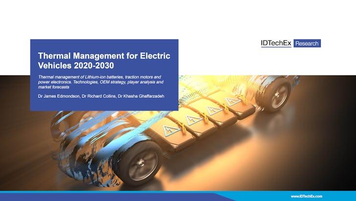 电动汽车的热管理2020-2030