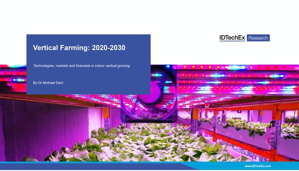 Vertical Farming: 2020-2030