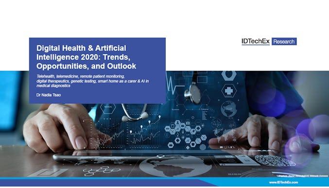 数字健康与人工智能2020:趋势、机遇和展望