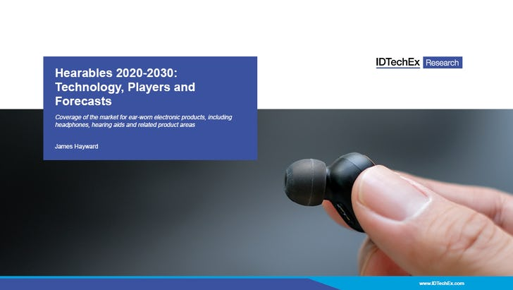 Hearables 2020-2030: Technologie, Akteure und Prognosen