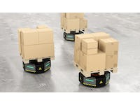 Mobile Robots: Coronavirus Pushes Logistic Automation up the Agenda