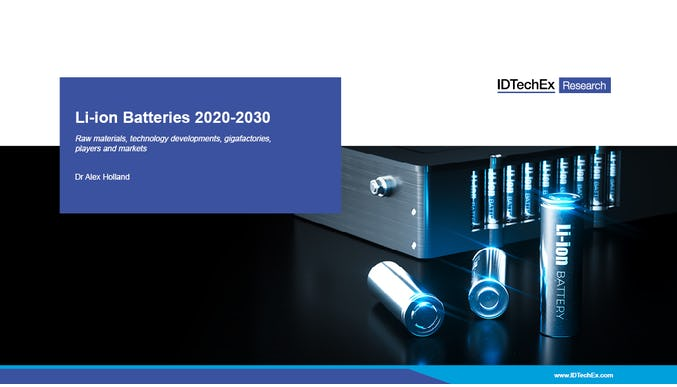 Li-ion Batteries 2020-2030