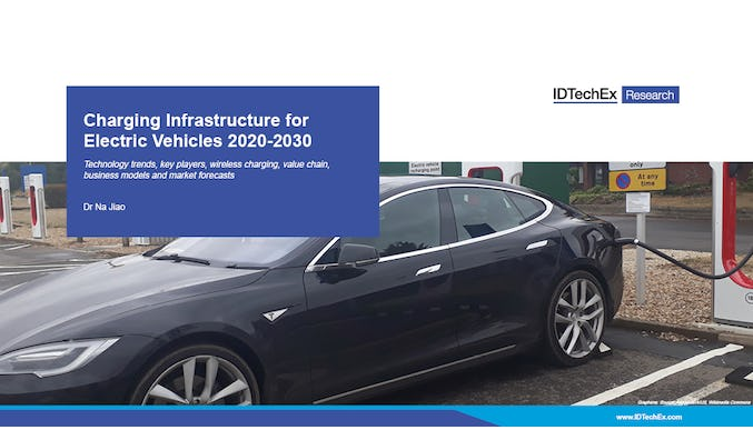 Charging Infrastructure for Electric Vehicles 2020-2030
