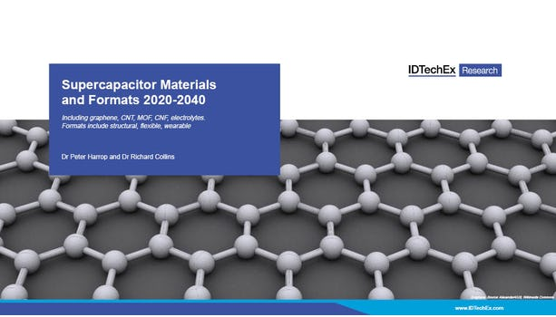 Supercapacitor Materials and Formats 2020-2040