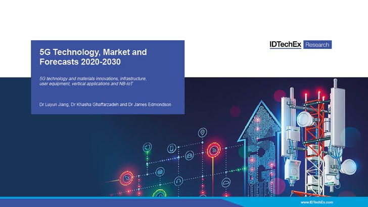 5G Technology, Market and Forecasts 2020-2030