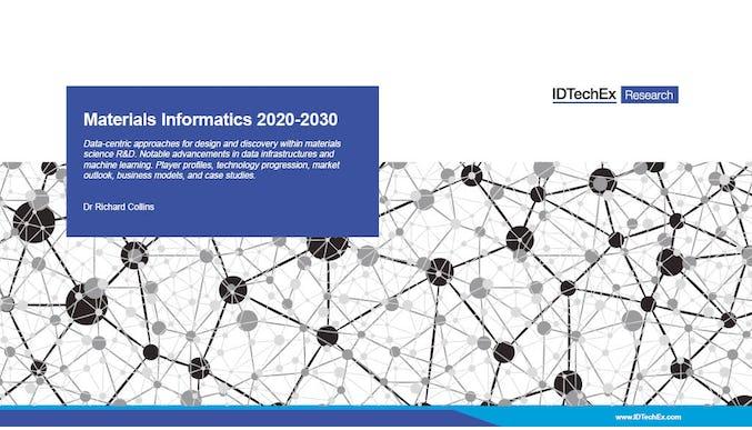 材料信息学2020 - 2030