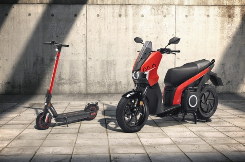 Seat Launches Three New Electric Scooters | Electric Vehicles Research