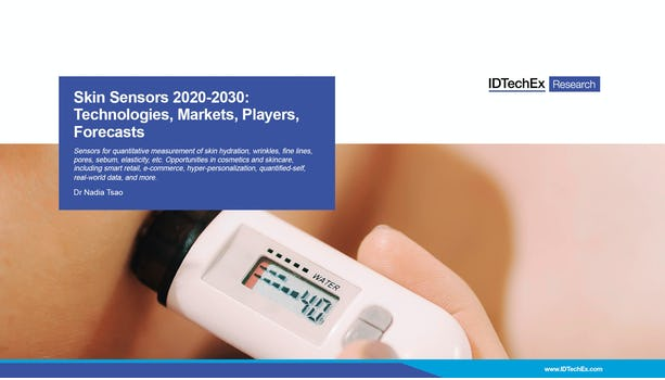 Skin Sensors 2020-2030: Technologies, Markets, Players, Forecasts
