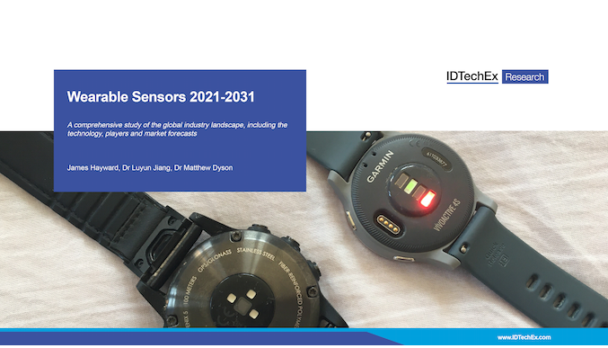 Wearable Sensors 2021-2031