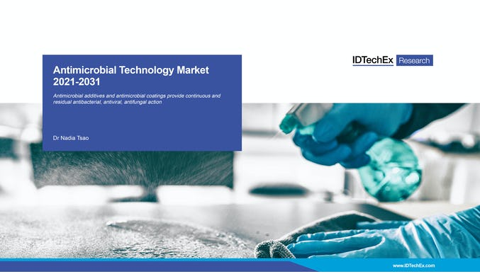 Antimicrobial Technology Market 2021-2031