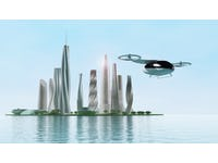 Market for eVTOL Air Taxis to Grow to $14.7 Billion by 2041