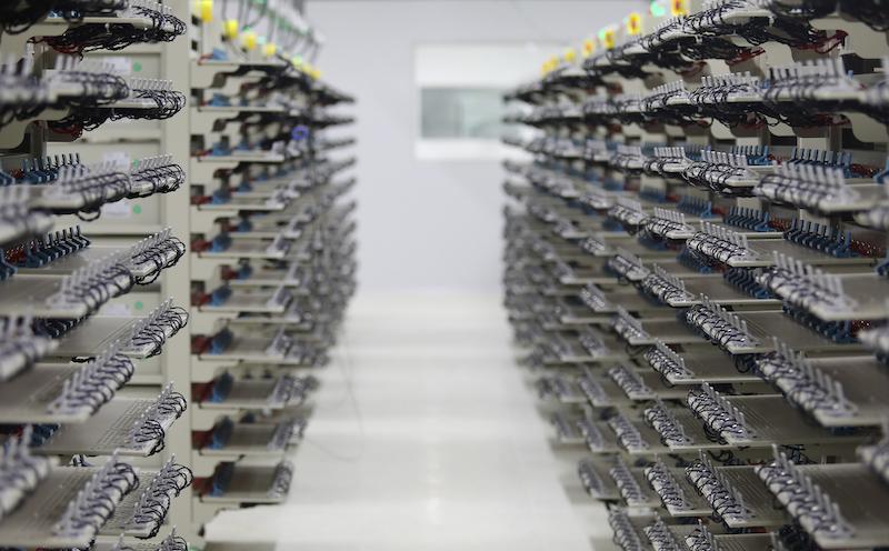 巴斯夫和山山形成电池材料在中国合资